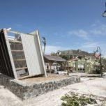 Gehavend Sint-Maarten maakt zich op voor nieuwe orkaan