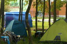 Universiteit schort lessen op na migranten op campus