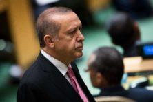 Verwijder de lange arm van Ankara in Nederland