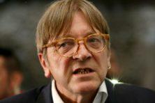 Verhofstadt ruziet met Britten over scheidingsdeal
