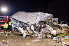 Poolse spookrijder rijdt drie Nederlanders dood op autobahn