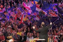 Britten klampen zich vast aan mythische Empire