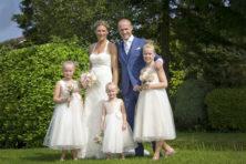 Huwelijk: Jan Willem den Otter (40) en Paula van Ballegooijen (35)