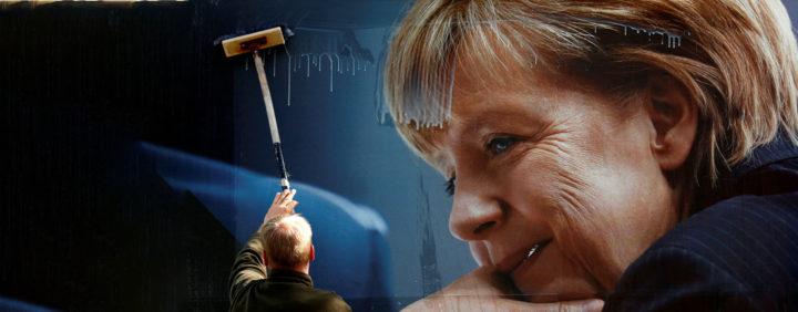 Duitsland Merkel