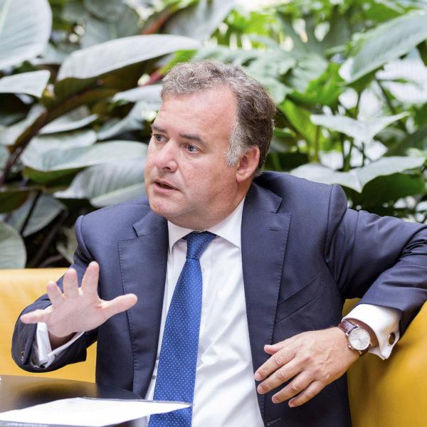 Hans Biesheuvel van ONL voor Ondernemers. Foto's Guido Benschop
