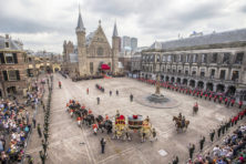 Opening parlementaire jaar: een politieke feestdag