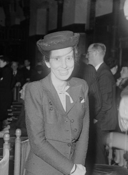 Johanna Hudig was de eerste vrouwelijke rechter in Nederland