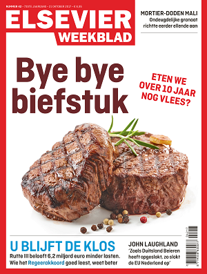 Cover Elsevier Weekblad nummer 42