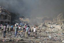 Dubbele aanslag Mogadishu zwaarste uit de geschiedenis