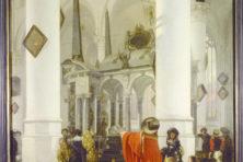 Emanuel de Witte in Stedelijk Museum Alkmaar