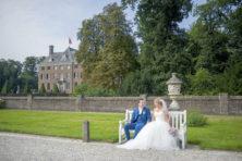 Huwelijk: Gilbert Klumpenaar (29) en Yolande van Kempen (27)