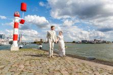 Ben Koopman (39) en Celeste Boddaert (30)