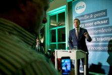 Als conservatieve partij kan het CDA vertrouwen in de toekomst