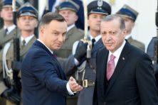 Poolse president Duda: 'Hopelijk komt Turkije in EU'