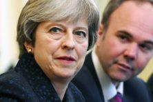 Jammer voor May: EU-ministers willen nog niet over handel praten