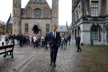 Rutte III: Twee hoeraatjes voor de democratie!