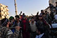 'Islamitische Staat verslagen in Raqqa'