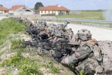 Wordt EU straks een militaire reus?