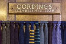 Londense kledingwinkel Cordings: stijl die leven lang meegaat