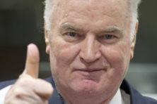 Terecht levenslang voor Ratko Mladic