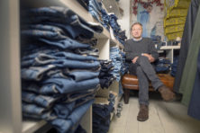 Textielindustrie verduurzamen: lease a jeans