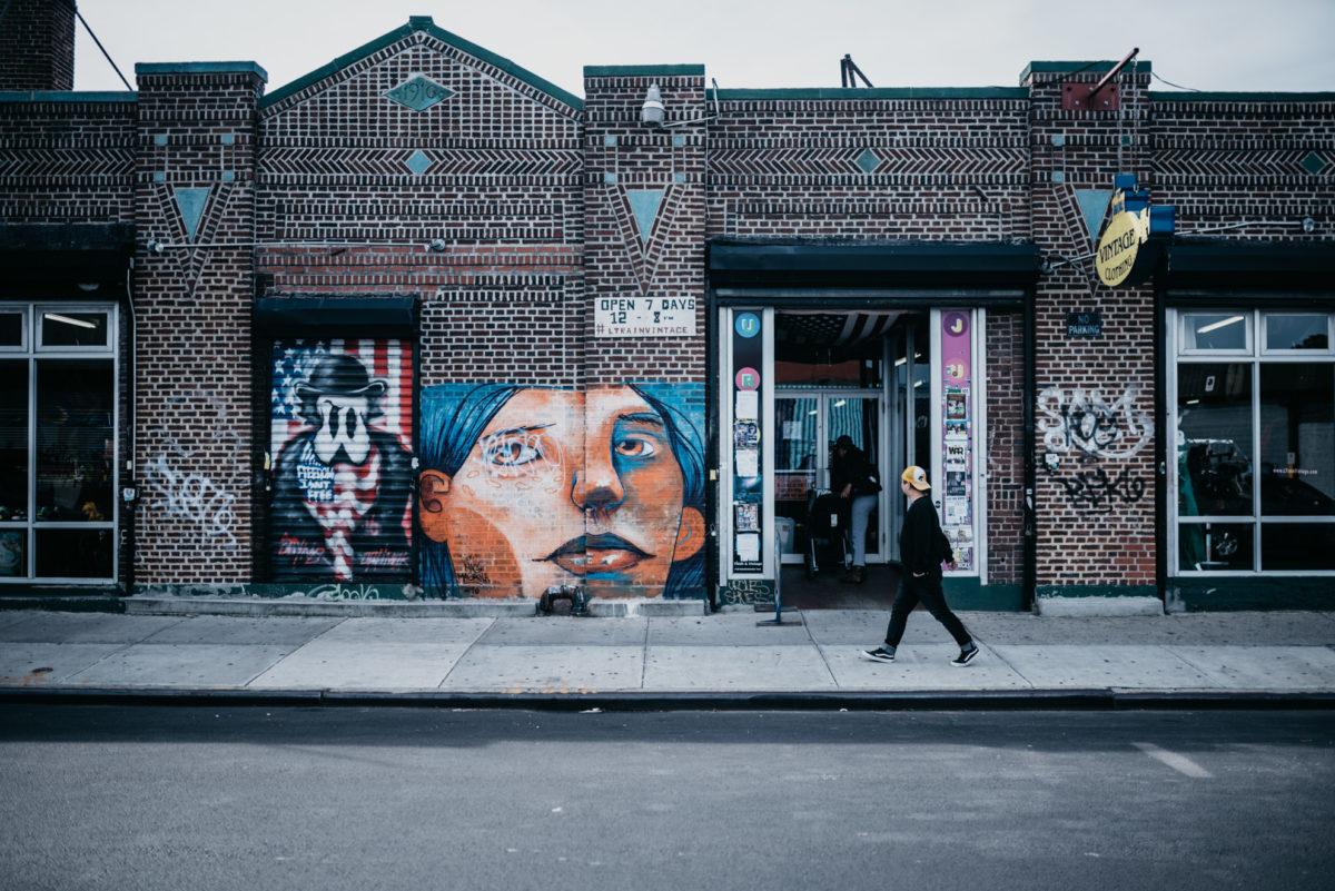In dit deel van Brooklyn worden steeds meer hippe zaken geopend