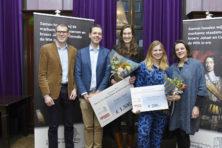 Ding mee naar vijfde Elsevier Weekblad/Johan de Witt-scriptieprijs