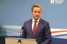 Uit de ministerraad: het debuut van Hugo de Jonge