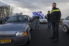 Friezen, niks heroïsch aan 'volksverzet' intocht Sinterklaas