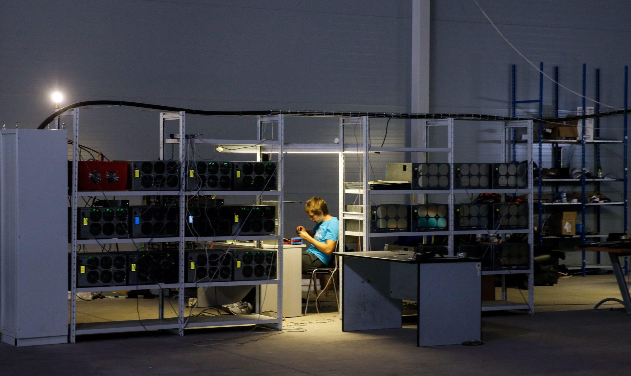 Blockchain in de polder