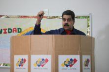 President Maduro sluit oppositie uit van verkiezingen