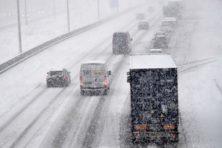 Code rood: weeralarm vanwege hevige sneeuw