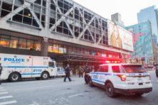 Explosie bij busterminal Manhattan: 'mogelijke aanslag met pijpbom'