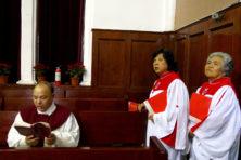 China wendt zich tot God