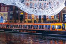 Rondvaart Amsterdam Light Festival met Rederij Lovers