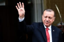Erdogan: grondoffensief op Koerden is begonnen