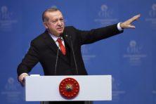 Turkse crisis is vooral schuld van Erdogan