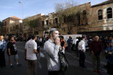 Bewaker in kritieke toestand na steekpartij door Palestijn
