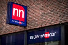 Directie webwinkel Neckermann aangehouden bij inval FIOD