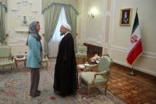 Opstand Iran: Amerika spreekt, Europa zwijgt