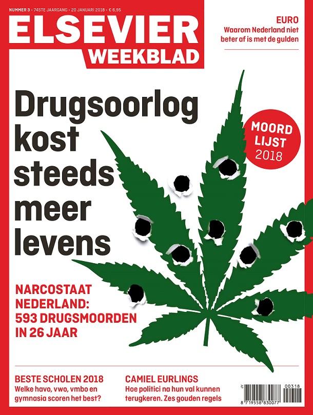 Cover Elsevier Weekblad 03