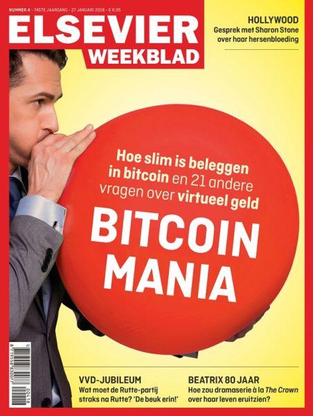 Cover Elsevier Weekblad 04