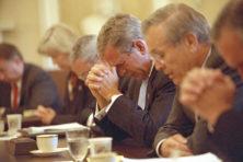 Gelovigen zijn cruciaal voor Amerikaanse presidenten