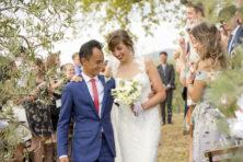 Huwelijk Niki Sie (28) en Virginie Lindeman (29)
