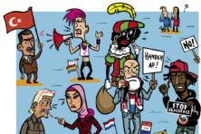 Identiteitspolitiek: iedereen boos en gekrenkt