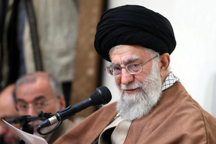 ayatollah Ali Khamenei Iran-deal