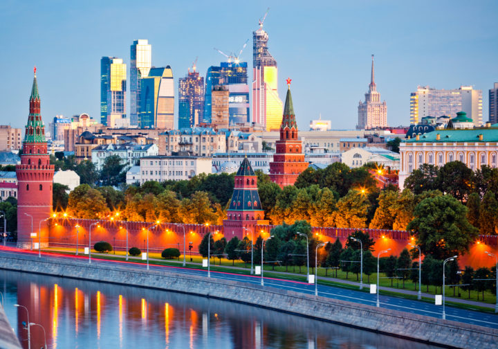 Zesdaagse reis Moskou