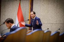 Val Zijlstra levert deuk in vertrouwen kabinet op