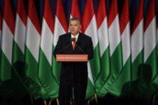 Hongaarse premier Orbán: 'Het gevaar komt uit Brussel, Parijs en Berlijn'