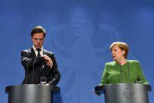Hoe Rutte een Duitse oppositie-politicus werd